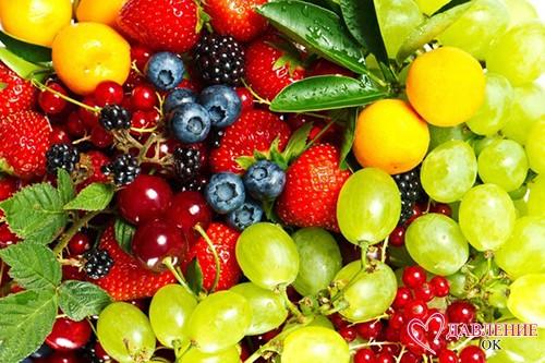 Всякие разные ягоды